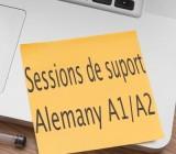 Sessions de suport Alemany A1/A2